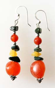 Energetic Earrings
