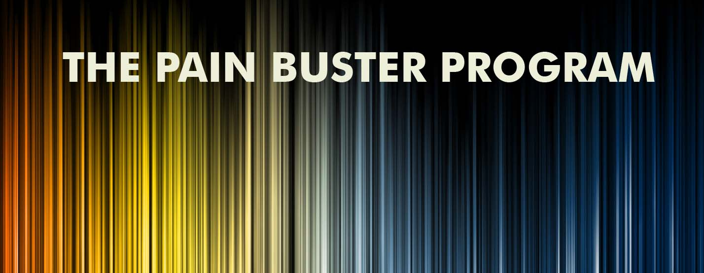 Pain Buster Introductory Session