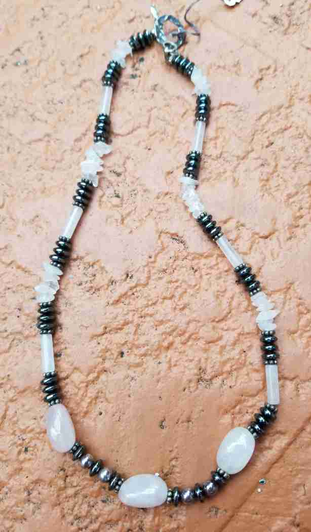 Rosey Rejuvenation Necklace